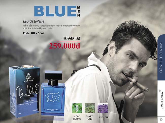 nước hoa blue