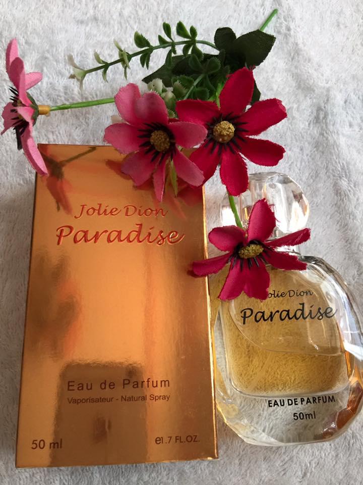 Jolie Dion Paradise nước hoa