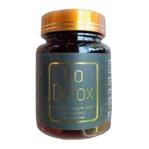 Viên uống giảm cân Golean Detox
