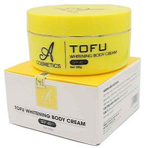 Body Tofu - Kem dưỡng trắng da toàn thân