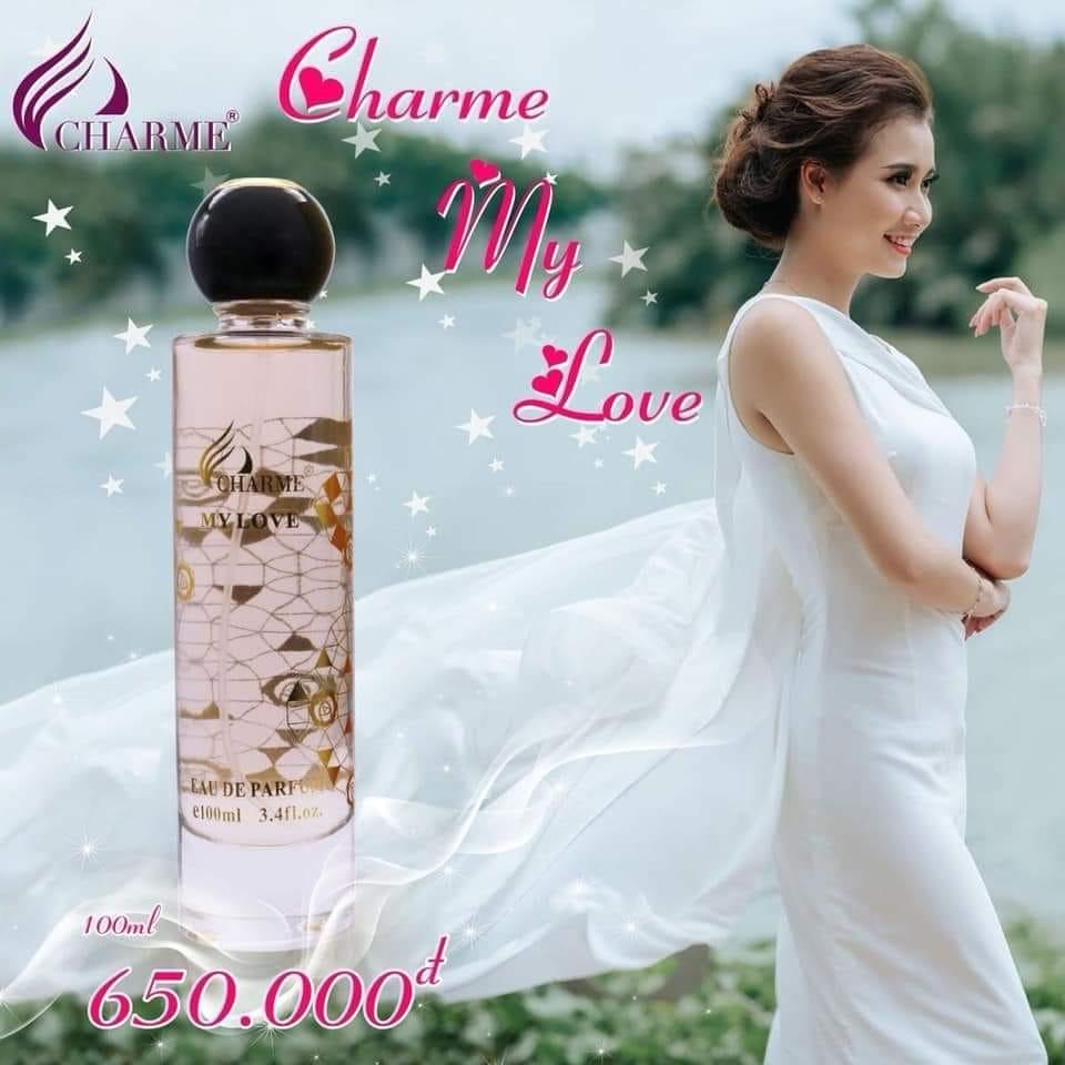 nước hoa charme my love 100